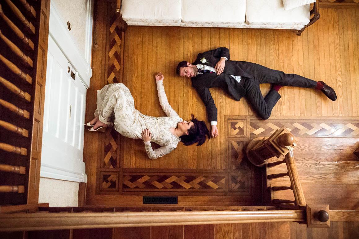 Warrenwood Manor Staircase