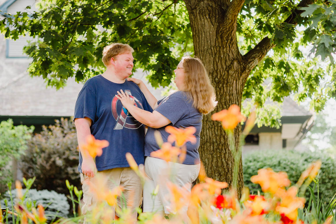 Kentucky Horse Park Engagement Photographer