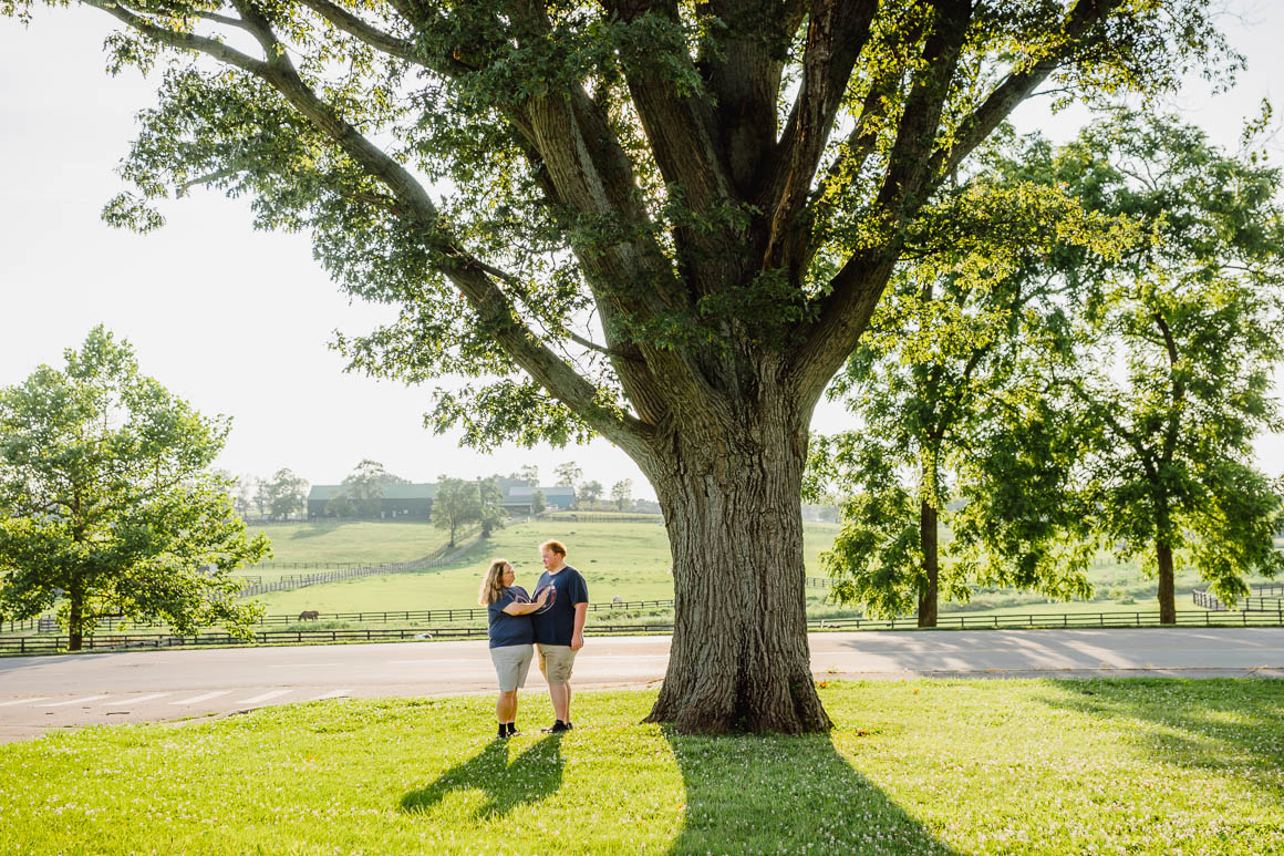 Kentucky Horse Park Engagement Session
