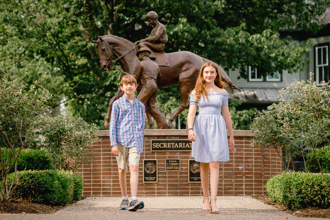 Kentucky Horse Park Family Session